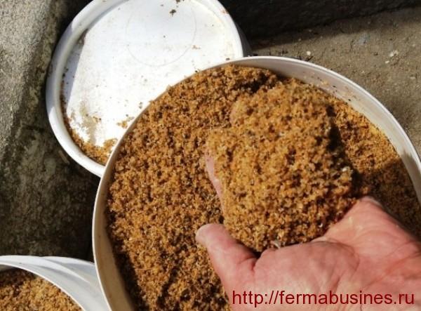Комбикорм для перепелов (рецепты, состав)