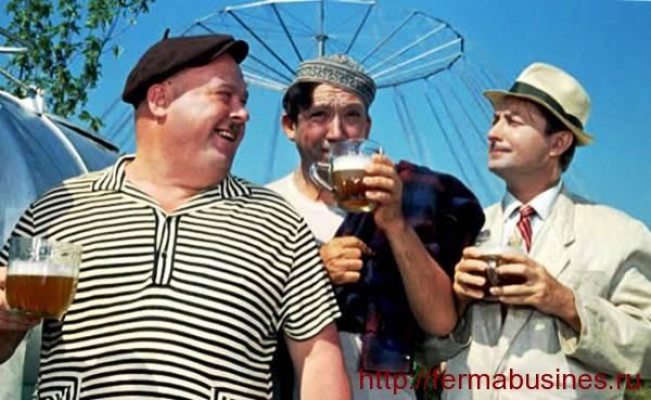 Пиво при СССР