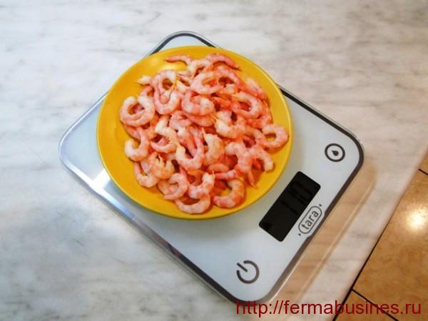 Килограмм вкуснейшего морепродукта