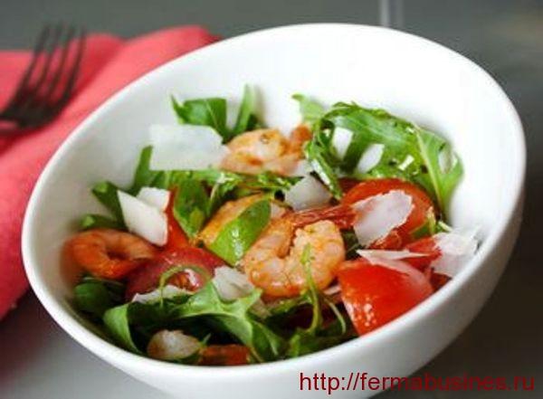 Практически готовый салатик