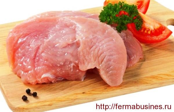 Мясо высшего качества